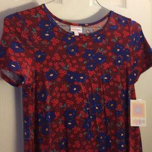 LuLaRoe Carly Dress, Size XXS.  XXS!